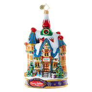 Christopher Radko Ornament of the Month The Big Night!