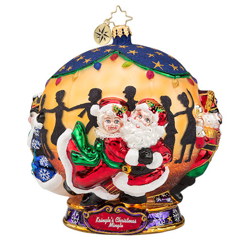 Christopher Radko Ornament of the Month The Party Is In Full Swing!