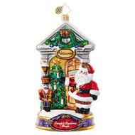 Christopher Radko Ornament of the Month Welcome!