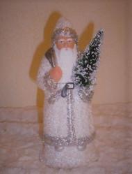 Ino Schaller Santa in Brill & White