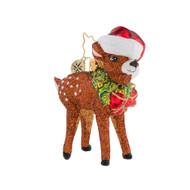 Christopher Radko Oh, Deer Me! Little Gem - front