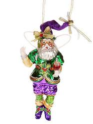 Assorted Mark Roberts Glass Ornaments (Santas and Fairies!)