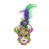 Mardi-Masquerade