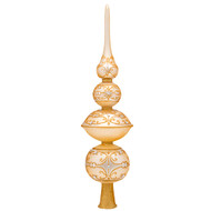 Christopher Radko's Radiant Beauty finial