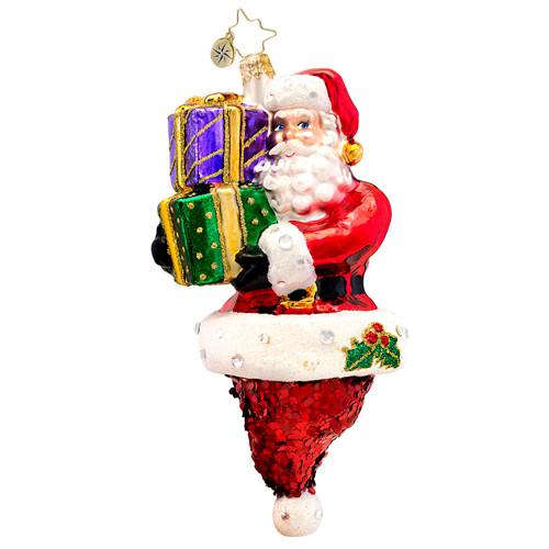 Christopher Radko's Popin' Claus