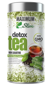 Maximum Slim ORGANIC  DETOX Tea