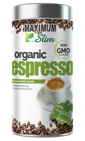 Maximum Slim Organic Espresso
