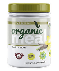 Maximum Slim Organic Meal Vanilla Bean