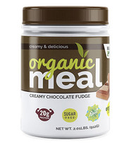 Maximum Slim Organic Meal Creamy Chocolate