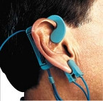 Reusable SpO2 Sensor Adult/Pediatric Ear Clip
