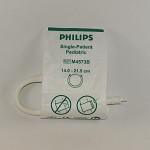 Soft Single-Patient Disposable Cuff Pediatric, 10 cuffs