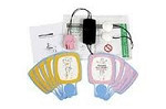 Lifepak Pediatric TRAINING Electrod Pads Complete Kit (5 pr)