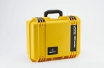 LIFEPAK 1000 Hard shell, watertight carrying case
