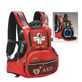 HeartSine® samaritan® PAD AED Rescue Backpack