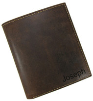 Distressed Leather is aniline dyed leather with an artificially worn and aged appearance in which the natural characteristics of the hide such as healed scars, scratches, and wrinkles are considered a positive characteristic.