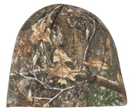 Realtree Edge 8 Inch Knit Outdoor Camouflage Beanie Camo Cap