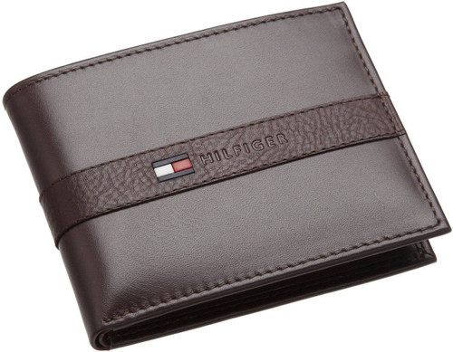 Sleek and sophisticated bifold wallet