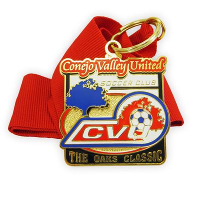 Custom Items - Medallions - C  Sanders Emblems, L P