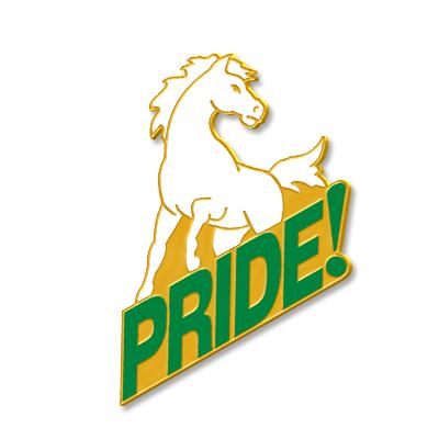Colt / Mustang Pride! (Green)