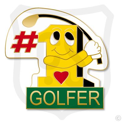 #1 Golfer