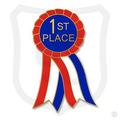 1st Place (Ribbon)