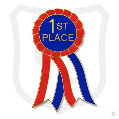 1st Place (Ribbon)