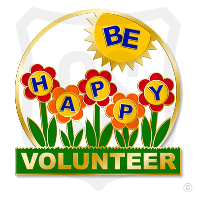 Be Happy Volunteer