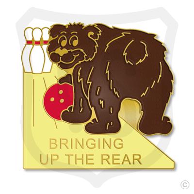 Bringing Up The Rear (Bear)