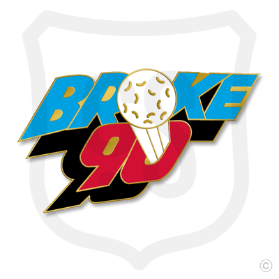 Broke 90