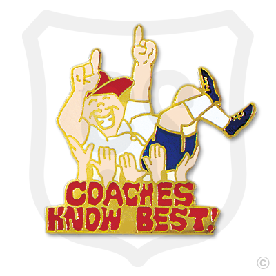 Coaches Know Best!