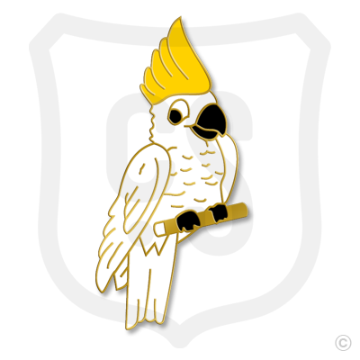 Cockatiel (Bird) Golf