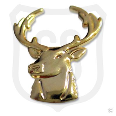 Elk Bust