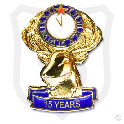 Elks Year Pins