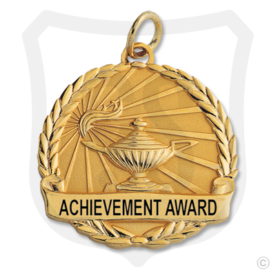 Lamp of Learning (Achievement Award)