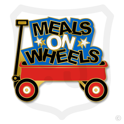 Meals On Wheels (wagon)