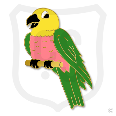 Parakeet (Bird) Golf