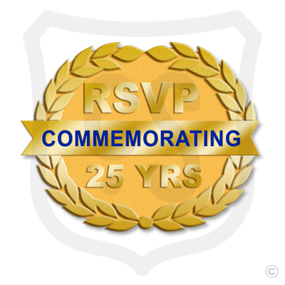 RSVP Commemoration 25 Years