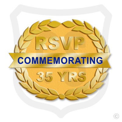 RSVP Commemoration 35 Years