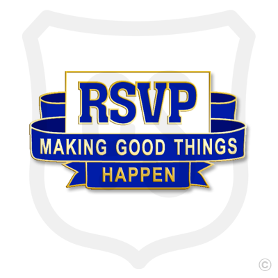 RSVP Making Good Things Happen!