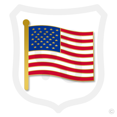 American Flag (Small USA Flag)
