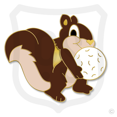 Squirrel (Golf Ball)
