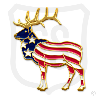 Star Spangled Elk