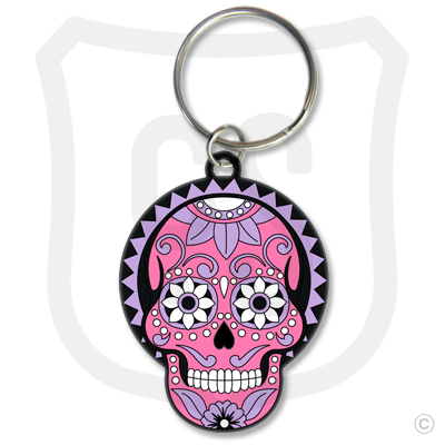 Sugar Skull (Day of the Dead) Pin2