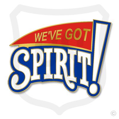 We've Got Spirit!