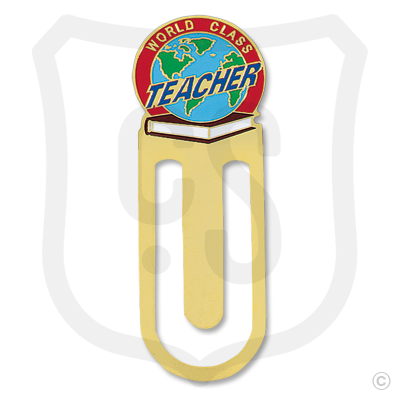 World Class Teacher (Bookmark)