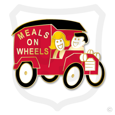 Meals On Wheels (bus)