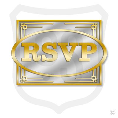 RSVP (Silver & Gold)