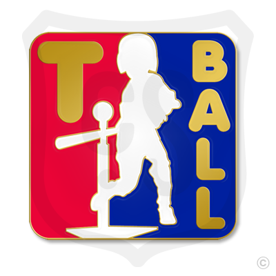 T Ball - Child Silhouette