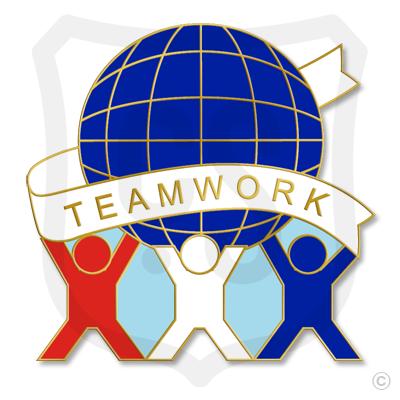 Teamwork w/ Globe