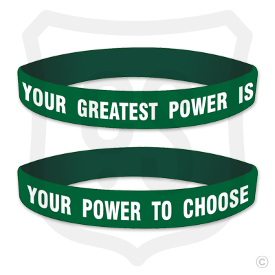 Your Power to Choose (Green)